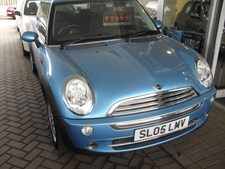 MINI One 1.6 One (Salt) Hatchback 3d 1598cc